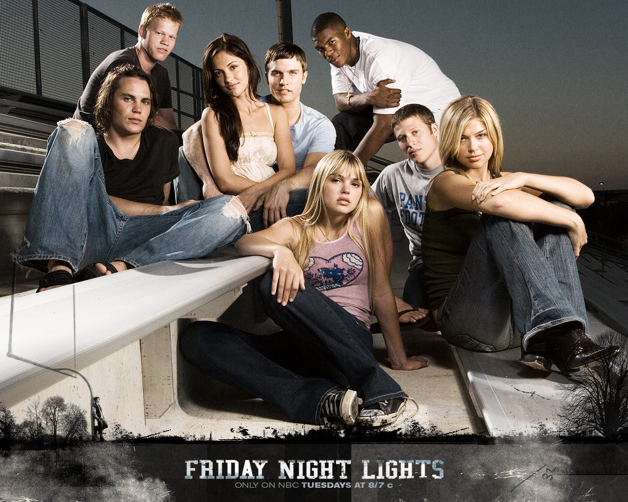 Review Friday Night Lights